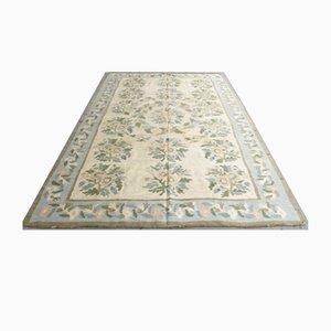 Antiker ukrainischer Kelim Teppich mit gedämpftem Farbton