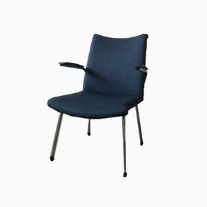 Chrome Armchair by Martin de Wit for Gispen, 1960s