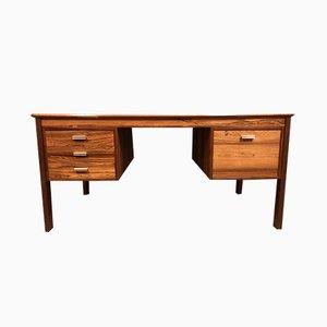 Scandinavian Modern Palisander Desk, 1950s