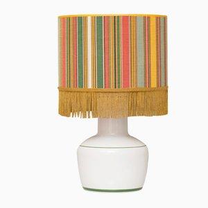 Lampe de Bureau Modèle 6717/2109 en Porcelaine par B&G, Danemark, 1970s