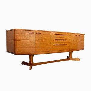 Mid-Century Sideboard aus Teak von Val Rossi für Beithcraft, 1960er