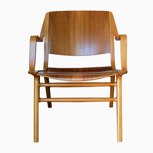 AX Stuhl von Peter Hvidt & Orla Mølgaard-Nielsen für Fritz Hansen, 1960er