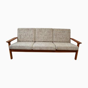 Vintage Danish Teak Sofa from Glostrup, 1960s