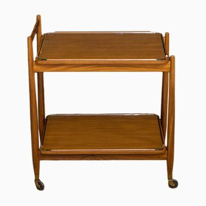 Mid-Century Teak Tea Trolley by White and Newton, 1960s