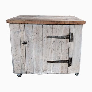 Vintage Rustic Kitchen Island Unit