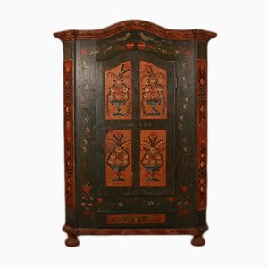 Early 19th Century Austrian Marriage Armoire, 1830s