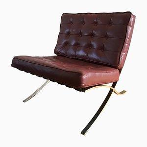 Sedia Padiglione di Ludwig Mies van der Rohe per Knoll Inc, anni '60