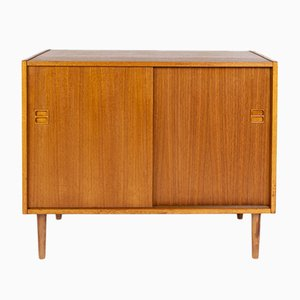 Vintage Swedish Teak Sideboard from Swan
