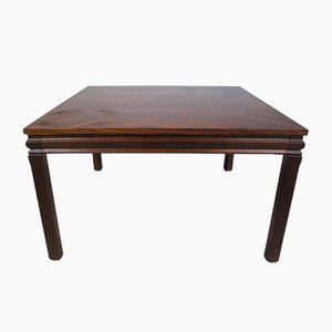 Vintage Rosewood Coffee Table, 1970s