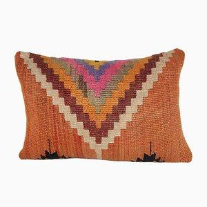 Housse de Coussin Kilim Lumbar de Vintage Pillow Store Contemporary