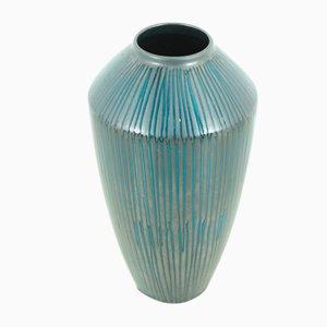 Jarrón Mid-Century de cerámica de Scheurich, años 50