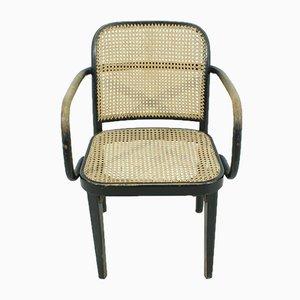 Antique 06 Beech Desk Chair from Thonet, 1900s