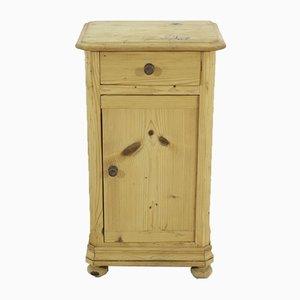 Mueble antiguo de abeto, década de 1900