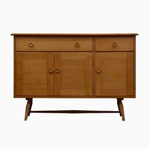 Elm Sideboard by Lucian Ercolani for Ercol, 1950s