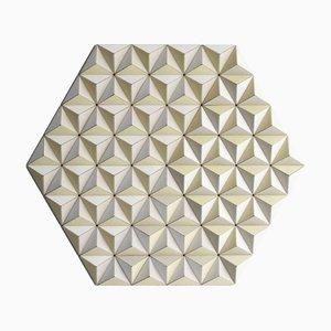 Escultura de pared GIS-2 Topographie de Sebastian Welzel Design