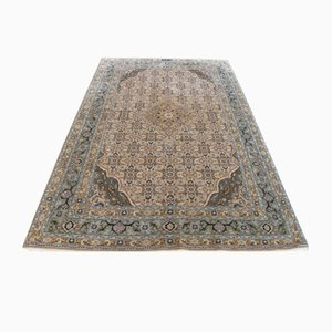Antique Silk and Wool Carpet