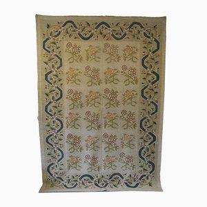 Antiker Wollteppich