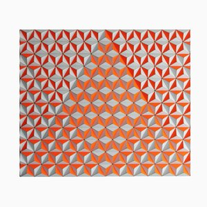 Sculpture Murale Topographie CIS-1 de Sebastian Welzel Design