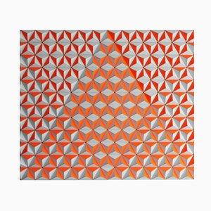 Scultura da parete CIS-1 Topographie di Sebastian Welzel Design