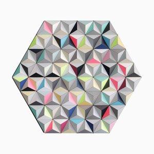 Escultura de pared FIS-2 Topographie de Sebastian Welzel Design