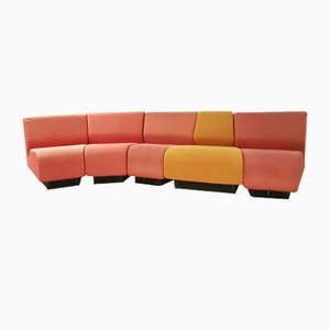 Modulares 5-teiliges Space Age Sofa von Don Chadwick für Herman Miller, 1982