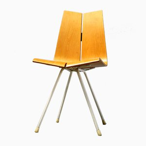Vintage Dining Chair by Hans Bellmann for Horgenglarus, 1960s