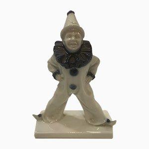 Deutsche Porzellanskulptur von Ferdinand Liebermann für Rosenthal, 1950er
