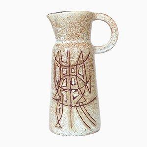 Mid-Century Keramikkrug von Accolay, 1950er