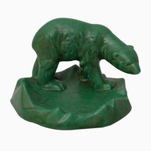 Ceramic Bear Figurine from Michael Andersen, 1960s