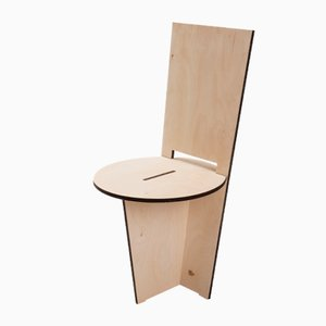 Chaise de Bureau par Mario Pagliaro