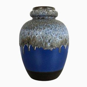 Vaso grande nr. 286-42 vintage in ceramica di Scheurich, anni '70