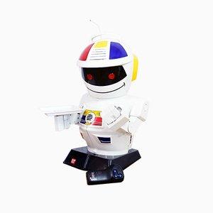 Robot Emilio vintage de Bandai, años 80