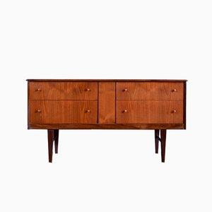 Mid-Century Danish Teak Dresser, 1960s