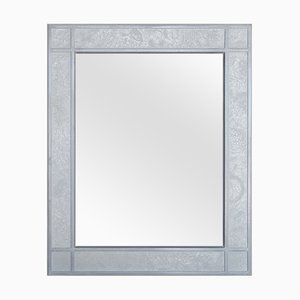White Wall Mirror from Cupioli Luxury Living