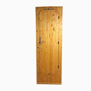 Vintage Holztür von Charlotte Perriand
