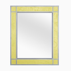 Yellow Sophia Wall Mirror from Cupioli Luxury Living