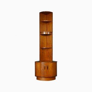 Meuble d'Angle Mid-Century en Teck par Victor Wilkins pour G-Plan, 1960s