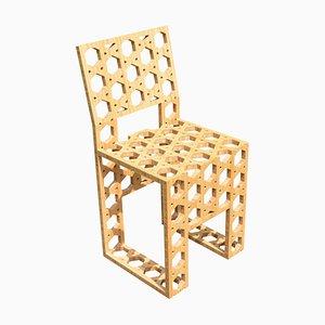 Chaise d'Appoint Kaguya-Hime en Bambou par Lotte van Laatum, Pays-Bas, 2007