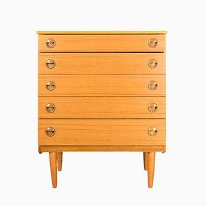Mid-Century Teak Dresser from Schreiber, 1960s