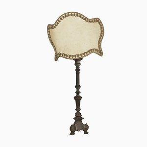 Vintage Stehlampe aus Messing