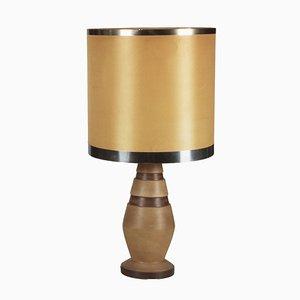 Italienische Tischlampe aus Terrakotta, 1970er