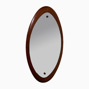 Scandinavian Modern Danish Mirror, 1960s