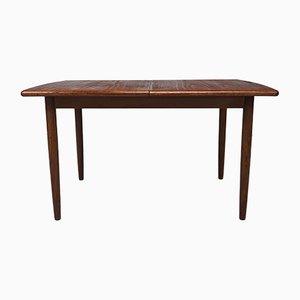 Vintage 4-6-Sitzer Esstisch aus Teak von Meredew, 1970er