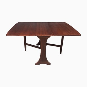 Vintage Teak Drop-Leaf Dining Table from G-Plan, 1970s