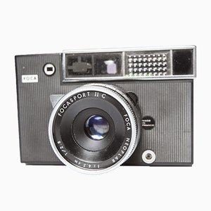 Vintage French Model C Sport Camera from Foca, 1963