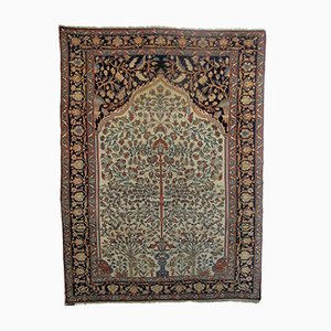 Antique Wool Tree of Life Carpet