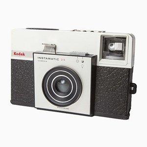 Cámara modelo Instamatic 25 vintage de Kodak