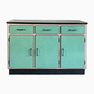 Mid-Century Formica Buffet, 1960s