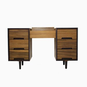 Mid-Century Walnut Dressing Table by John & Sylvia Reed for Stag, 1960s