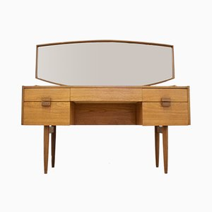 Mid-Century Teak Dressing Table by Ib Kofod Larsen for G-Plan, 1960s